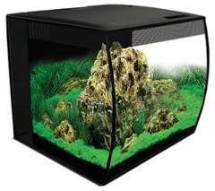 Aquarium FL Flex noir 57L