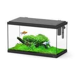 Aquarium Explore Paris 60cm noir LED + (2 cleanbox ouate gratuit)