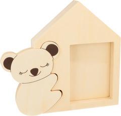 Cadre maison Koala - personnage moblie