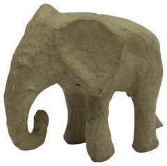 Eléphant d'Afrique 8 cm à décorer
