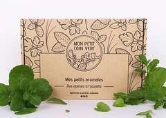 Kit de jardinage bio pour cultiver vos aromates