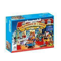 Calendrier de l'avent Boutique de jouets 89 pièces