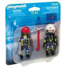 Figurine : Pompiers secouristes