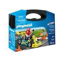 Figurine : Valisette Pilote de karting