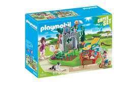 Playmobil : SuperSet Famille et jardin