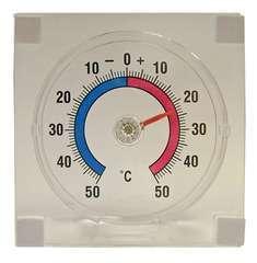 Thermomètre d'extérieur adhésif fenêtre