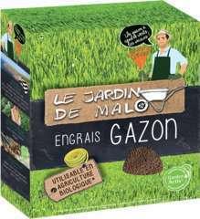 Engrais Gazon 4kg UAB - Le jardin de Malo