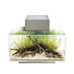 Aquarium Edge 23L Glossy Blanc