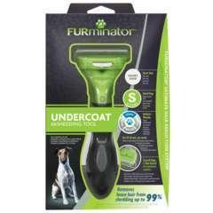 Brosse pour chien Undercoat S Poils Courts