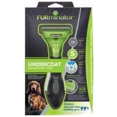 Brosse pour chien Undercoat S Poils longs