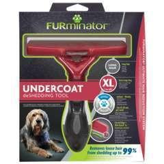 Brosse pour chien Undercoat XL Poils longs