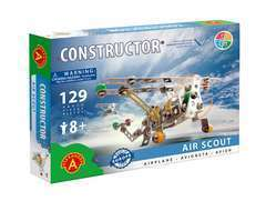 Constructor Air Scout - Avion Alexander Toys