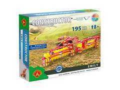Constructor Emily - Herse à disques Alexander Toys