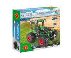 Constructor Fred - Tracteur Alexander Toys
