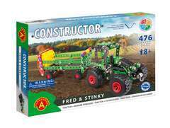 Constructor Fred et Stinky Alexander Toys