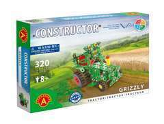 Constructor Grizzly - Tracteur Alexander Toys