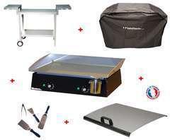 Pack plancha LUX 600 CARBON - CHARIOT MAGNELIS
