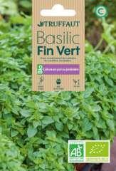 Basilic Fin Vert 0,5 g