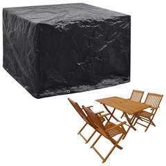 """Housse de mobilier de jardin 8 Å""""illets 122 x 112 x 98 cm"""