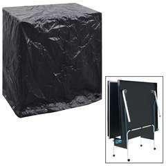 Housse de mobilier de jardin Table de ping-pong 160x55x182 cm