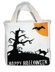 Sac Halloween -chasse aux bonbons