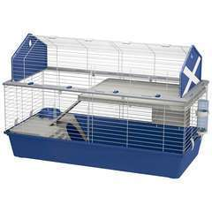 Cage pour lapins BARN 120 GREY