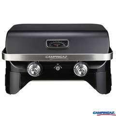 Barbecue gaz Attitude LX noir à poser
