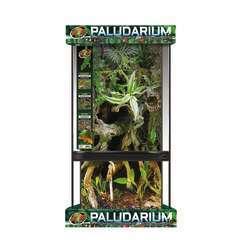 Paludarium 46x46x91 cm - 40 L