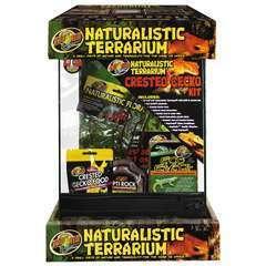 Kit Naturalistic Terrarium pour Gecho
