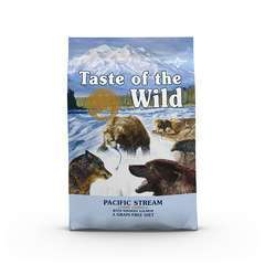 Croquettes Taste Of The Wild Canine - Pacific Stream  Sac 12,2 Kg