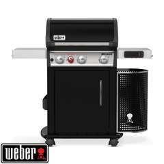Barbecue gaz Spirit EPX-325S GBS noir 3 brûleurs