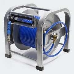 Dévidoir automatique Enrouleur de tuyau pneumatique 30m 12bar