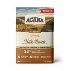 Croquettes chat Acana Wild Prairie 4,5Kg