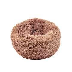 Donut Poilu Marron S