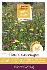 Mélange Fleurs Sauvages 3M²