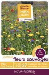 Mélange Jachere Fleurs Sauvages