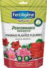 Performance organics engrais plantes fleuries, géran., diplad. UAB700g