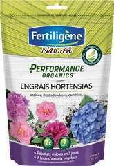 Performance organics -  engrais hortensias, azalées, camélias…UAB 700g