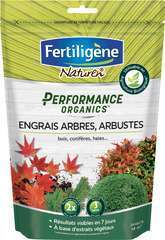 Performance organics -  engrais arbres, arbustes, buis… UAB 700gr