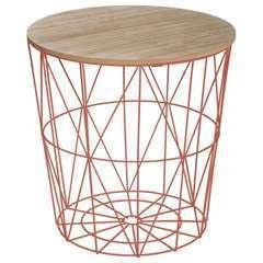 Atmosphera, créateur d'intérieur-Table à café Kumi terracotta