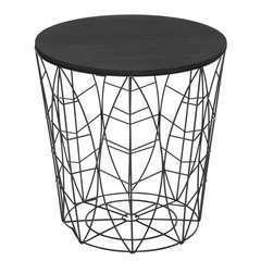 Atmosphera, créateur d'intérieur-Table à café Kumi Leaf noir