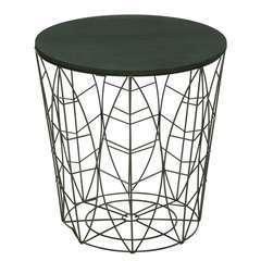 Atmosphera, créateur d'intérieur-Table à café Kumi Leaf vert