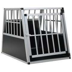 Cage pour chien avec une porte - 65 x 91 x 69,5 cm