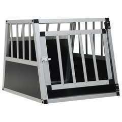 Cage pour chien avec une porte - 54 x 69 x 50 cm