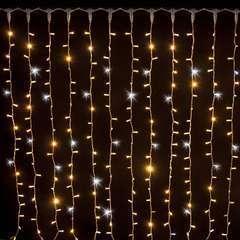 """""""Une nuit argentée"""" – Tente 2x1 m, 200 MaxiLED"""