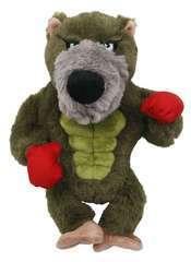 Jouet sonore pour chien Loup Boxing 20 cm