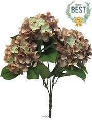 Bouquet d'Hortensia artificiel e