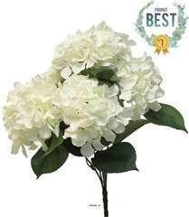 Bouquet d'Hortensia artificiel en bran