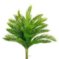 Bouquet de feuilles de palmier Cycas artif
