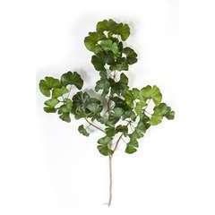 Branche de Ginkgo artificiel 60 cm 52